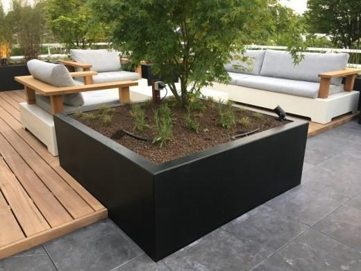 Interieur inspiratie tuintrends 2018: maak van jouw tuin een tuinkamer