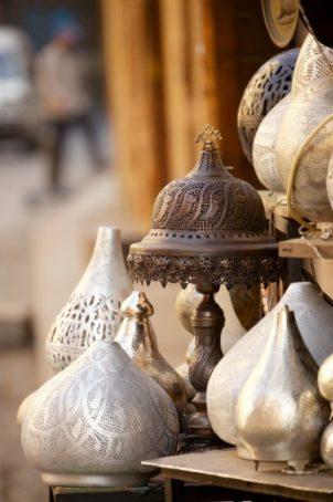 Prachtige Oosterse Lampen van Ghalia Home