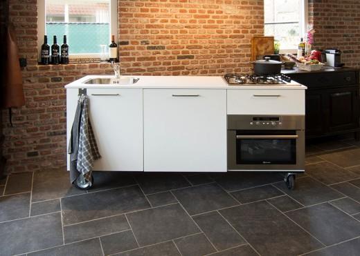 Mobiele Keuken Huren : Interieur inspiratie zit je even zonder keuken huur een mobiel