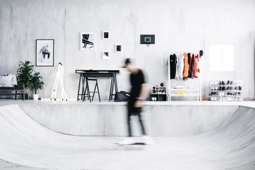 Ikea urban stoel