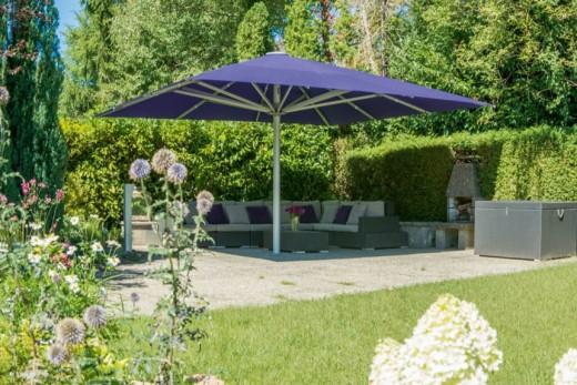 parasol zonbescherming