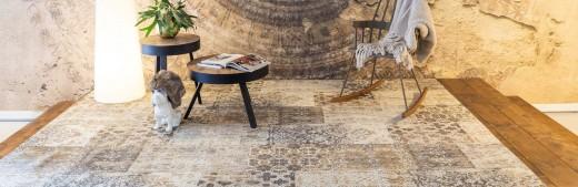 Interieurinspiratie voor vloerkleden