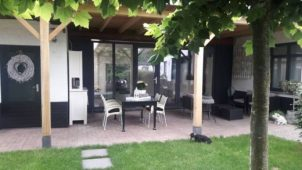 Terrasoverkapping maken in je tuin