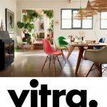 De collectie van Vitra in een notendop