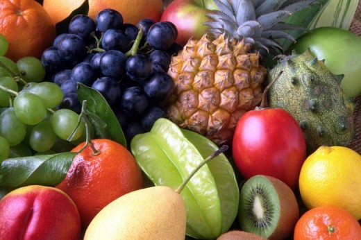 fruit koelkast