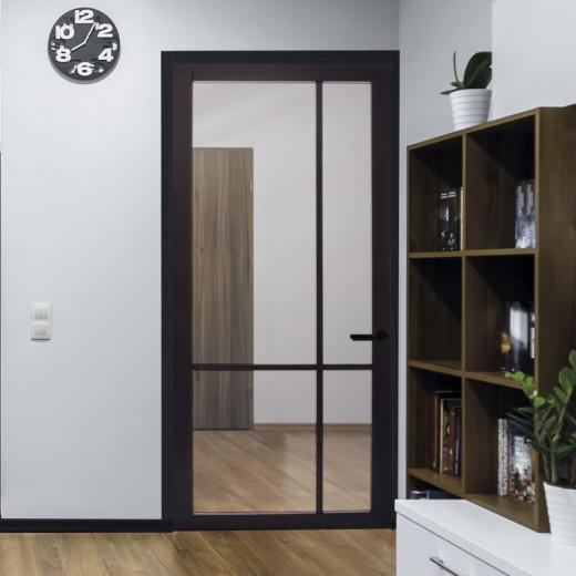 Een deur, je kijkt er niet naar om maar loopt er wel elke dag doorheen!
