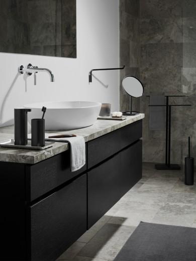blomus badkamer zwart