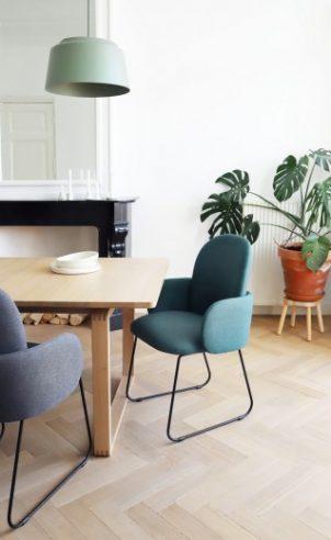 Maak kennis met designstoel DOST: een hug voor je huis