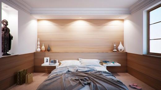 De natuurlijke slaapkamer