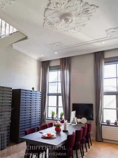 sier - plafondlijsten en ornamenten van gips