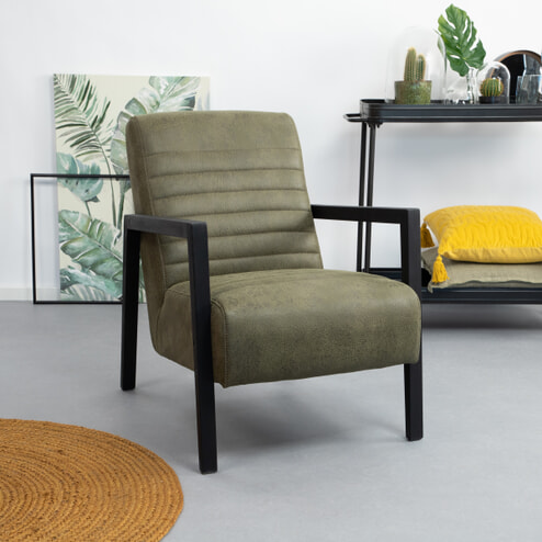 SoHome Fauteuil 'Erland'