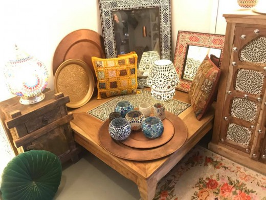 oosterse meubelen