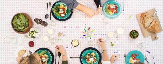 Balaboosta-aan-tafel