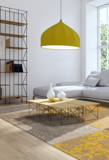 Louis de Poortere Vintage Multi Yellow