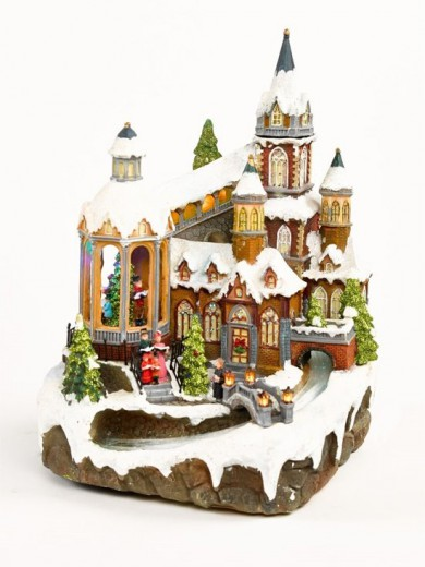 Kersthuis - Kerk