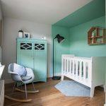 De babykamer van Jennifer en haar zoontje Luc
