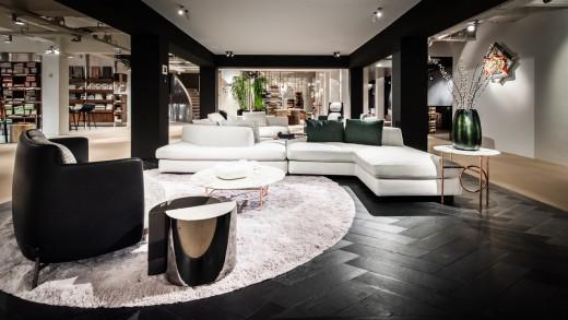 huiskamer lobby stijl