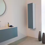 Alape breidt Folio wastafelmeubelserie uit met badkamerkast