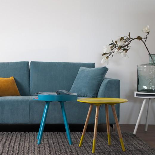 Hoe Combineer Jij Een Blauwe Bank Met Je Interieur