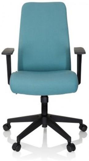 bureaustoel turquoise