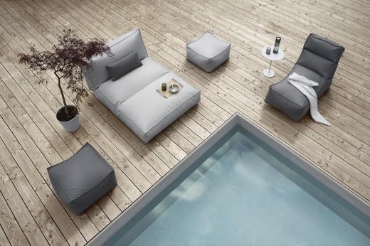 blomus lounge stoel stay