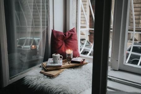 warm en sfeervol interieur