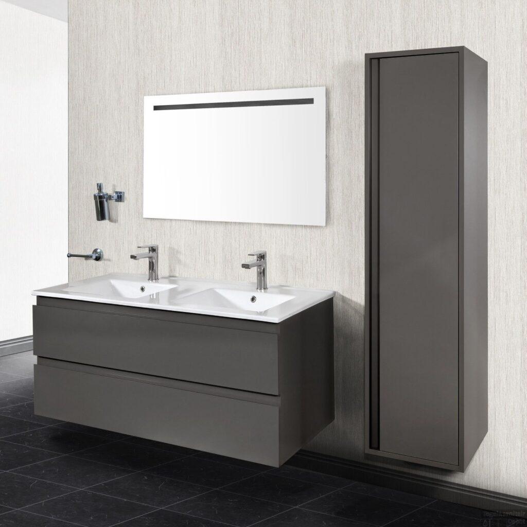 moderne badkamerkasten