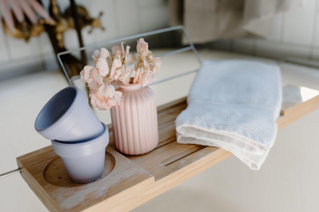 fleur je badkamer op