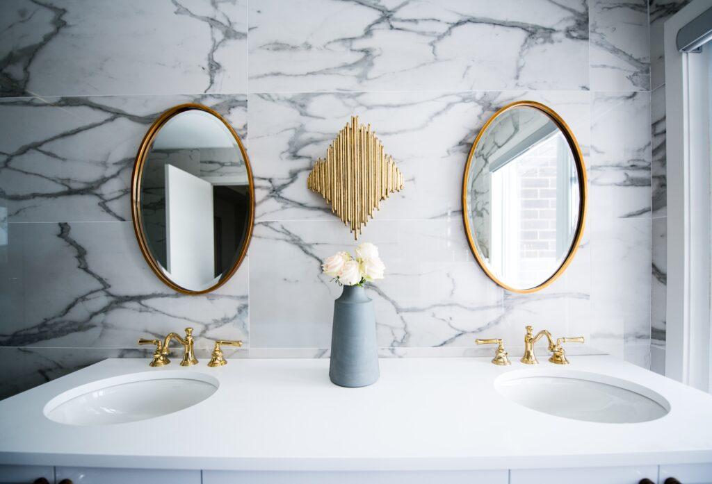 Luxe gevoel creëren in je badkamer